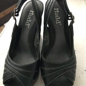 Mudd shoe Brittney